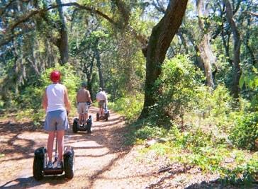 EcoMotion Walking Tours in Jacksonville