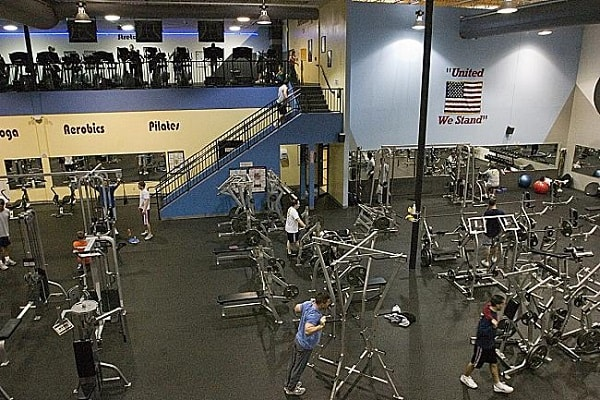 Fitness and Gyms in Jacksonville